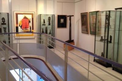 Musée Gertrude Schoen à Laroque Timbaut