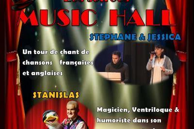 MUSIC-HALL à Saint Etienne