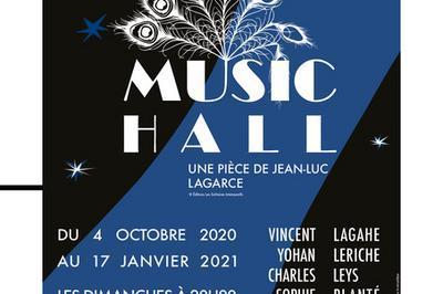 Music-hall à Paris 14ème