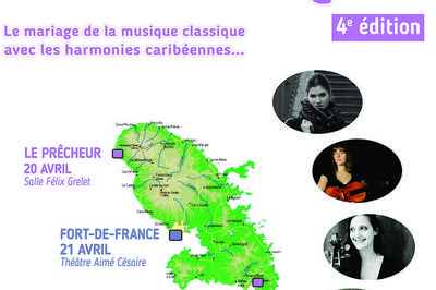 Musiciennes en Martinique - 4e édition 2018