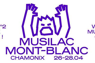 Musilac Mont-Blanc Festival à Chamonix Mont Blanc