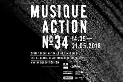 Musique Action 34ème 2018