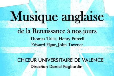Musique anglaise de la Renaissance à nos jours à Leoncel