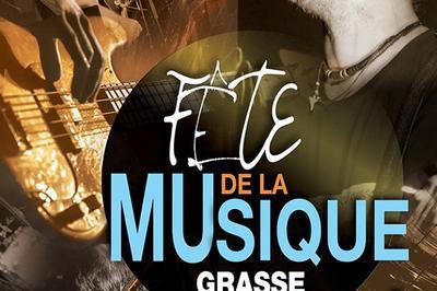 Musique dans le MIP à Grasse