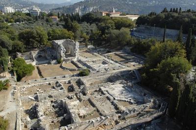 Musique Et Matières Premières Des Origines : Visite Du Site Archéologique à Nice