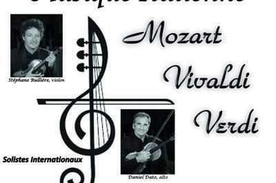 Musique Italienne à Arpajon