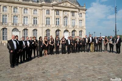 Musique originale pour orchestre d'harmonie à Bordeaux