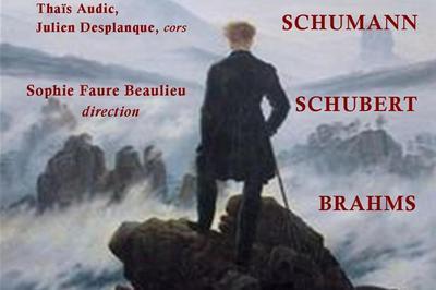 Musique romantique allemande à La Tour d'Aigues