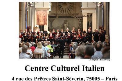 Musique sacrée baroque dans les rues de Paris à Paris 5ème