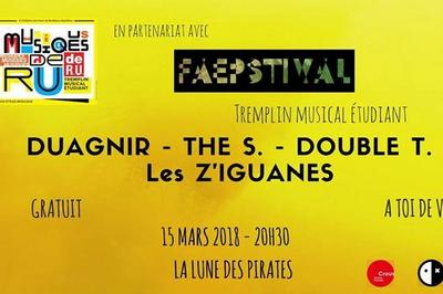 Musiques de RU : Le tremplin musical étudiant des CROUS à Amiens