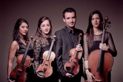 Musiques Éclatées 2020 concert 8 : Quatuor Adastra à Strasbourg