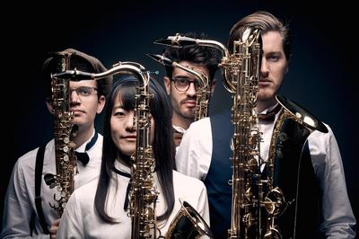 Musiques Éclatées 2020 concert 2 : Quatuor Avena, Le tour du monde en 40 minutes à Strasbourg