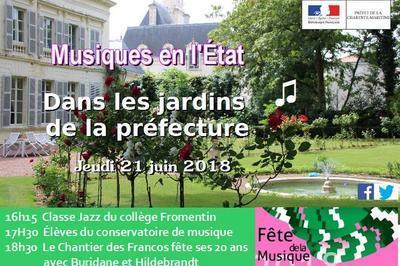 Musiques En L'etat à La Rochelle