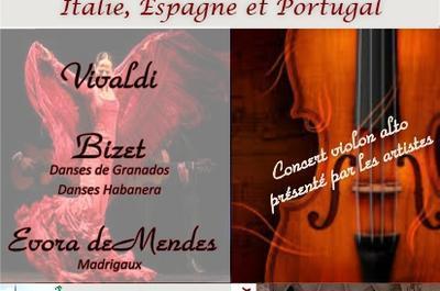 Musiques sacrées et romantiques d'Italie, Espagne et Portugal à Nogent sur Marne