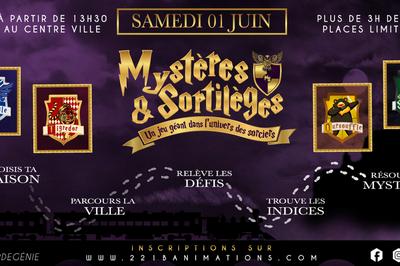 Mystères & Sortilèges - Enquête dans la ville à Grenoble