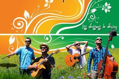 Mystèretrio Quartet en concert au Jazz Club du Languedoc à Saint Jean de Vedas