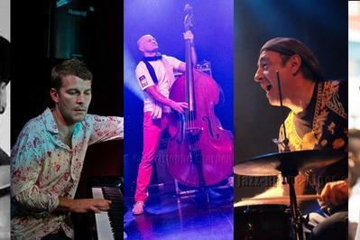 Mystic Family – Le Thibaud Soulas Quintet à Villefranche