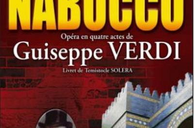 Nabucco à Enghien les Bains