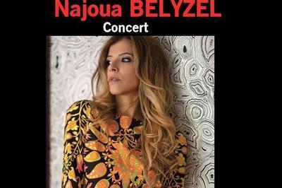 Najoua Belyzel à Paris 19ème