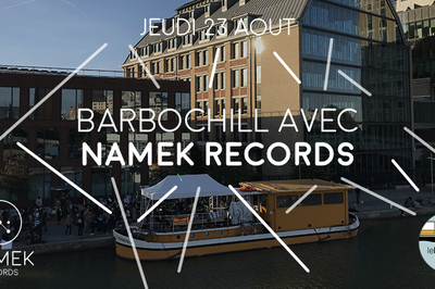 Namek Records  à Pantin