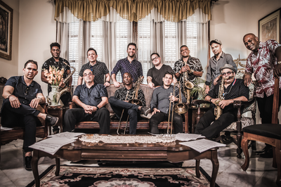 Nancy Jazz Pulsations 2018 : Orquesta Akokán, Fred Pallem & Le Sacre du Tympan et Sons of Kemet