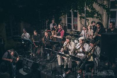Nancy Ska Jazz Orchestra (france) & à Vandoeuvre les Nancy