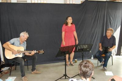 Nantaises De Caractère : Mini-concerts De Chansons Traditionnelles à Nantes