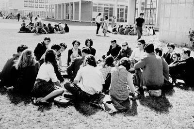 Nanterre Pas Tes Rêves ! Histoire Du Campus De Nanterre D'hier À Aujourd'hui