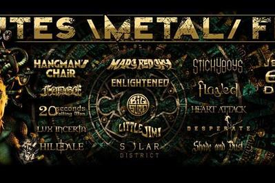 Nantes Metal Fest 2018
