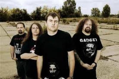 Napalm Death + Guest à Rennes
