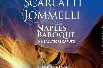 Naples baroque Scarlatti Jommelli à Bordeaux