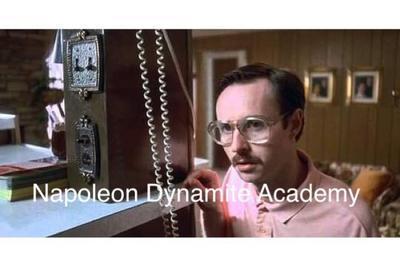 NapolÉon Dynamite Academy W/ 2panheads, School Daze... à Paris 11ème