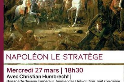 Napoléon Le Stratège à Macon