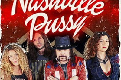 Nashville Pussy à Bretigny sur Orge