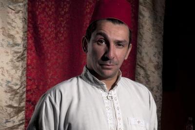 Nasredine le Hodja à Marseille