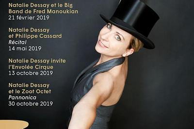 Natalie Dessay & Le Zoot Octet à Boulogne Billancourt