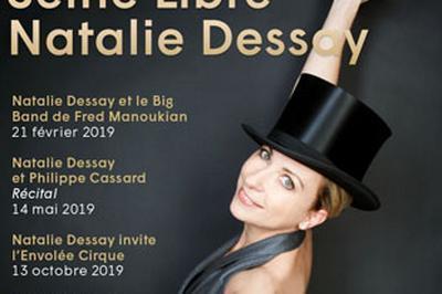 Natalie Dessay & Philippe Cassard à Boulogne Billancourt