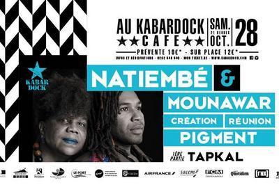 Natiembé & Mounawar : Pigment   1ère partie : Tapkal à Le Port