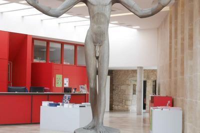 Nature - Sculptures à Issoudun