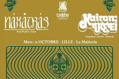 Naxatras, Kairon Irse! à Lille