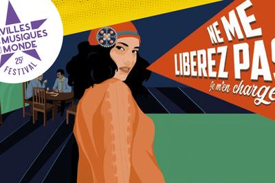 Ne Me Libérez Pas, Je M'en Charge - Espace 93 à Clichy Sous Bois