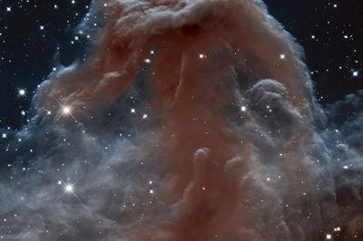 Regards Croisés – Art et astronomie, dialogue entre Antoine Leperlier et le télescope spatial Hubble (exposition extra muros) à Nancay