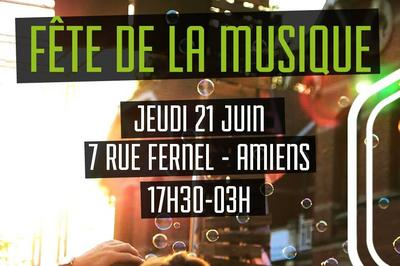 Scène Hardstyle, Électro et House à Amiens