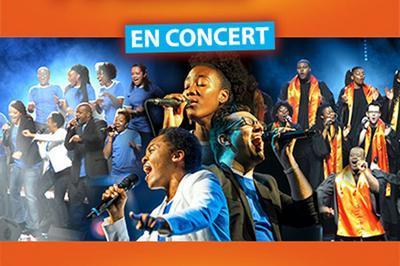 New Gospel Family à Paris 11ème