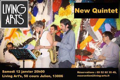 New Quintet à Marseille