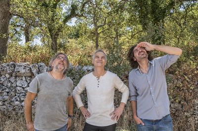 Nico Morelli Italian Trio à Nilvange