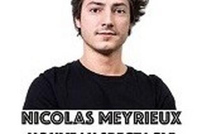 Nicolas Meyrieux Dans Nouveau Spectacle à Aix en Provence