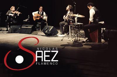 Nicolas Saez Quartet Flamenco à Mont de Marsan