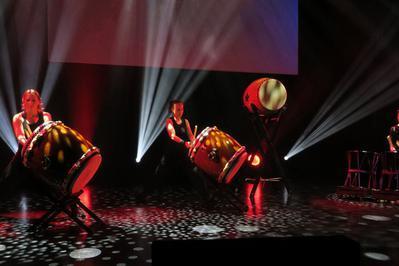 Nika Taiko : Spectacle De Tambours Japonais à Paris 11ème