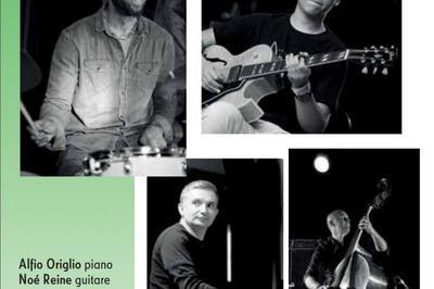 Noé Reine / Alfio Orio Quartet à Jarrie